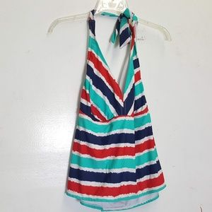 CATALINA colorful striped TANKINI 2x 18W-20W